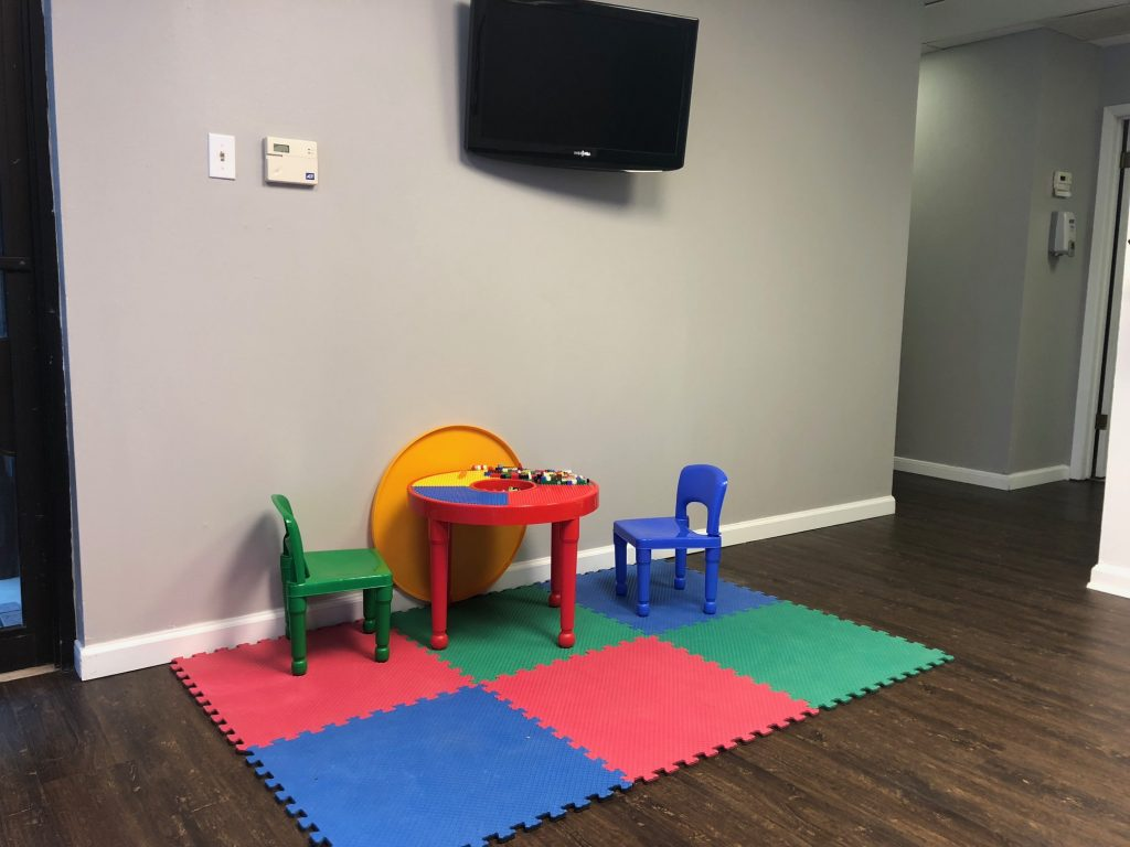 clear creek chiropractic center kids center